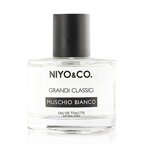 NIYO&CO. PROFUMO GRANDI CLASSICI MUSCHIO BIANCO EDTV 100ML