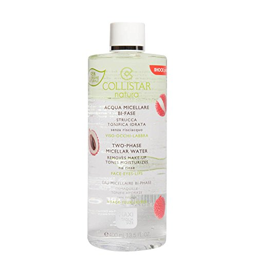 Collistar Acqua Micellare Bi-Fase - 400 ml.