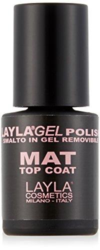 Layla Gel Polish Mat Top Coat