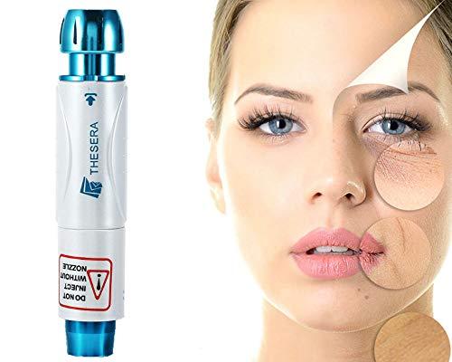 Non invasiva Nebulizzatore professionale Micro iniettore Acido Ialuronico riduce le rughe della pelle