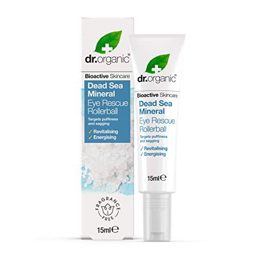 Dr. Organic Dead Sea Minerals Eye Rescue - Siero Contorno Occhi 15 ml