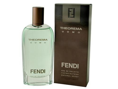 Fendi Theorema By Fendi For Men. Eau De Toilette Spray 3.4 Ounces by Fendi