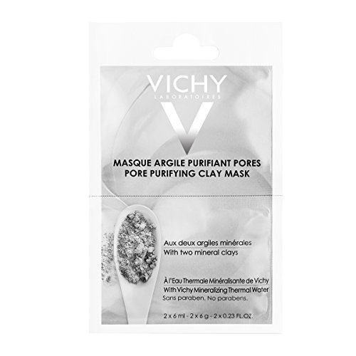 Vichy Maschera Argilla Purificante 2 Bustine da 6 ml - 12 ml
