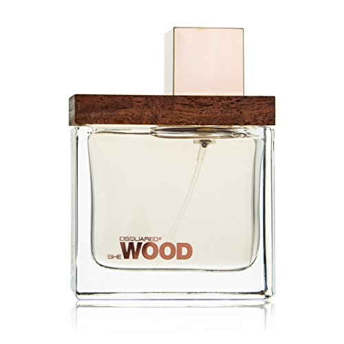 Dsquared2 - SHE WOOD edp vaporizador 50 ml