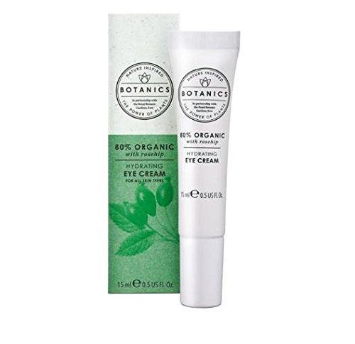 Botanics Organic Hydrating Eye Cream 80% biologico 15ml