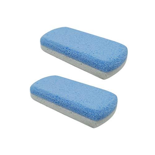 HEALIFTY 2 pz pomice pietra lavica pedicure strumenti doppio lato lecca-lecca rimozione della pelle dura per esfoliazione file mani mani