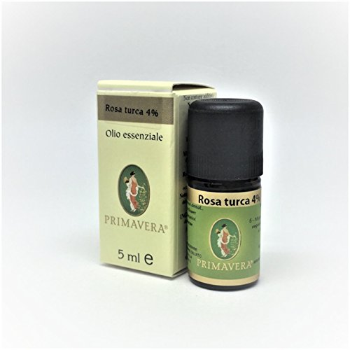 Olio essenziale Flora - Rosa turca 4% 5 ml