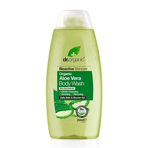 Dr.Organic Aloe Vera Detergente Corpo, 250ml