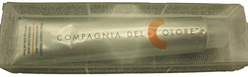 Tintura Compagnia del Colore 100 ML Tinture per Capelli donna varie colorazioni (5.56 Castano Chiaro Mogano Rosso)