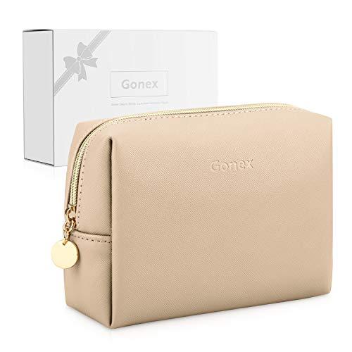 Gonex Beauty Case da DonnaImpermeabile, Grand Borsa da Toilette da Viaggio Multifunzionale Sacchetto Organizzatore Cosmetic 18.5x12.5x5.5 cm