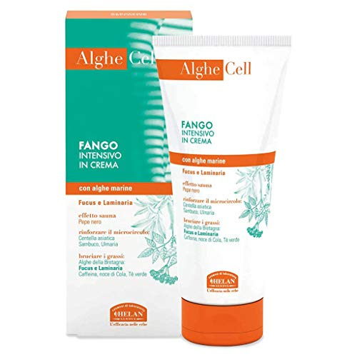 Helan Strategie Cellulite Alghecell Fango Intensivo in Crema - 200 ml