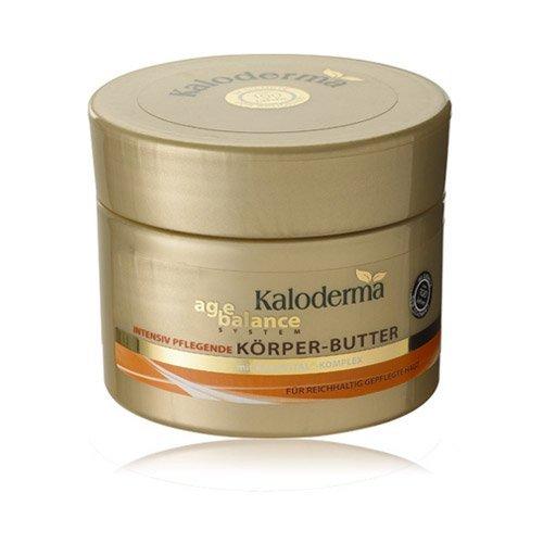 Kaloderma Burro di corpo, confezione da (3X 250ML)