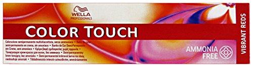 Wella - 6/71 Biondo Scuro Sabbia Cenere Color Touch Senza Ammoniaca - Linea Deep Browns