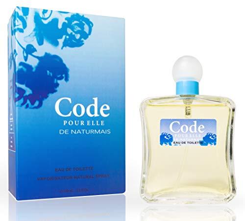 Code Eau De Parfum Intense 100 ml. Compatibile con Armani Code Donna, Profumo Equivalente Donna