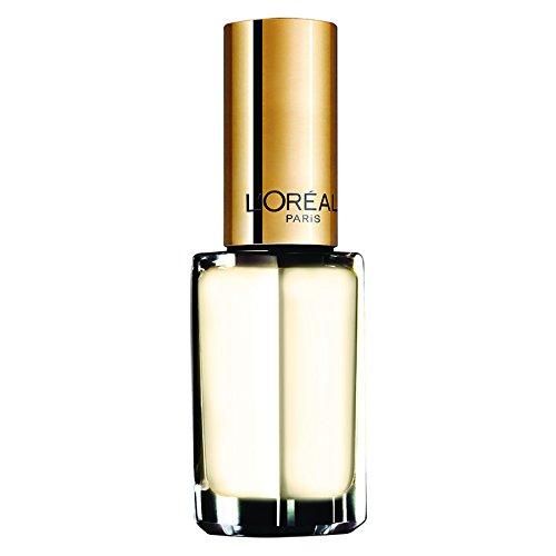 L'Oréal Makeup Designer Paris Color Riche Smalto Brillante Lemon Meringue 850, Colore Giallo Chiaro