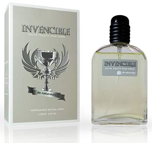 Invencible Eau De Parfum Intense 100 ml. Compatibile con Invictus, Profumo Equivalente Uomo