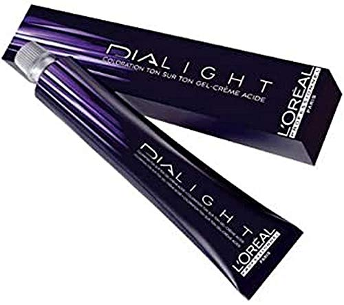 L'Oréal Dia Light Colore Professionale per Capelli, 9.12 Milkshake Platino Madreperla, 50 ml