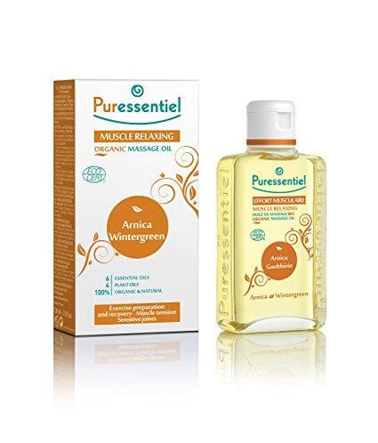 Puressentiel Olio da Massaggio Bio Sforzo Muscolare - 100 ml