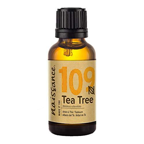 Naissance Olio di Albero del Tè - Olio Essenziale Puro al 100% - 30ml