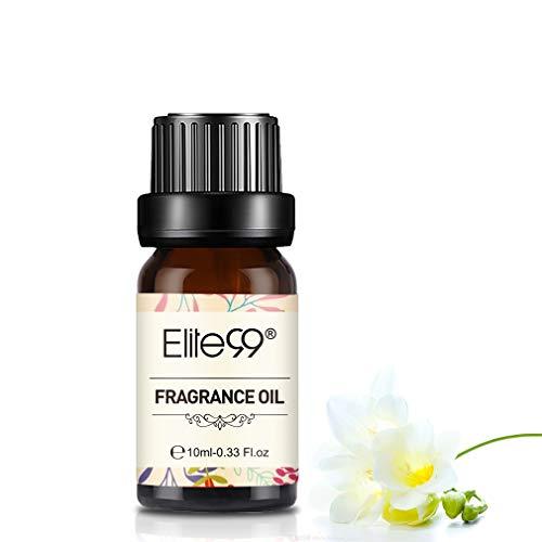 Elite99 Olio Fragranza di Fresia Olio di Profumo 100% Puro Naturale Aromaterapia 10Ml - Freesia