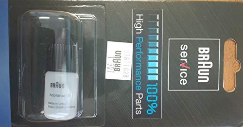 Olio lubrificante X rasoio Braun 5ml