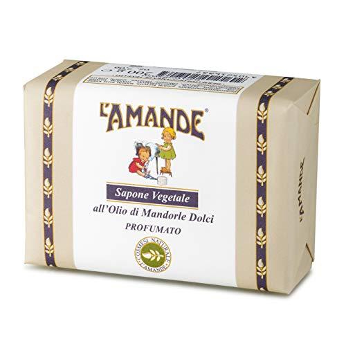 L'Amande Sapone Vegetale Olio Mandorle Dolci - 200 g