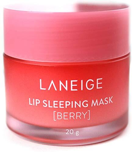 Laneige, maschera da notte per labbra, per tutti i tipi di pelle, 20g