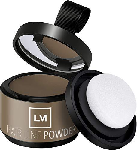 Leon Miguel HAIR LINE POWDER – Correttore/approccio Puder | per capelli e capelli su crescita attraverso Shadow Make Up | impermeabile (BLONDE)