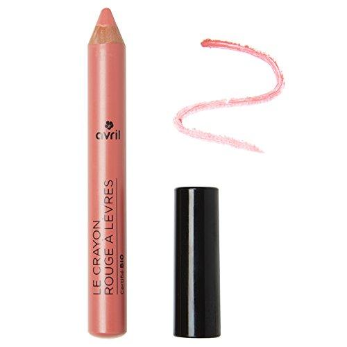 Aprile matita Rossetto Certificato Bio legno di rosa 2G