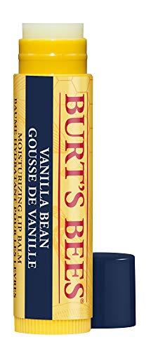 Burt's Bees Balsamo per le labbra, Vaniglia (Vanilla Bean), 1 pezzo