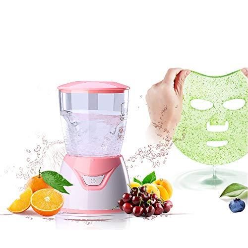 Home-Made DIY Macchina Maschera per Il Viso, Natural Fruit Viso di Verdure Maschera Maker Maschera Pore Cleanser/Anti Comedone per La Cura della Pelle del Viso Occhio Mano del Collo