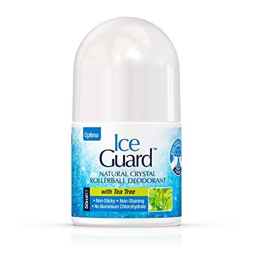 Ice Guard Roll On Deodorante, Tea Tree - 50 ml