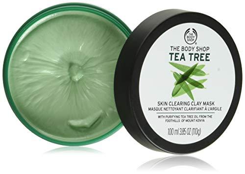 Maschera viso al Tea Tree, per pelli con imperfezioni