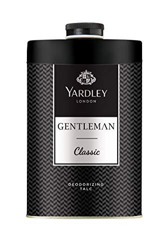 Yardley London Gentleman Talco in polvere, 100 g