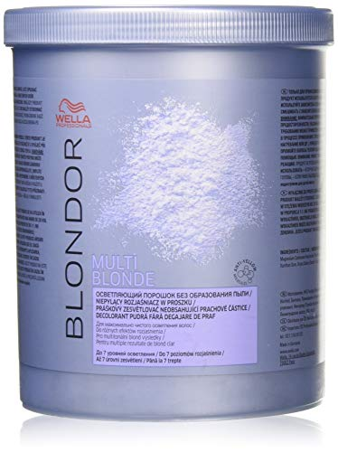 Wella Professionals Blondor Powder Decolorante - 800 gr