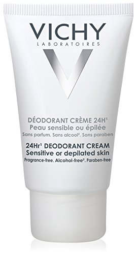 VICHY Deodorante Crema Pelli Sensibili, 40 Millilitri