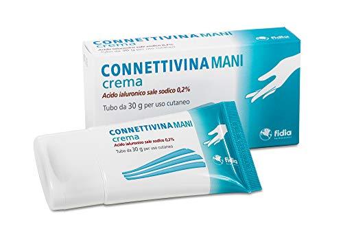 Fidia Farmaceutici Connettivinamani Crema - 30 G