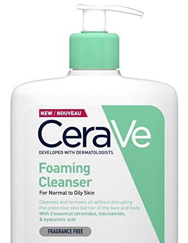 Cerave Moisturizing Cleansing Foam 1l