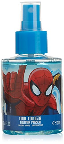Spiderman Figura Hucha Colonia - 100 ml