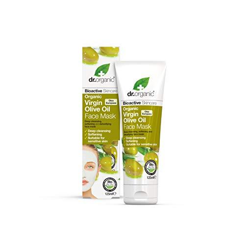 Dr. Organic Olive Oil Face Mask - Maschera Viso 125 ml