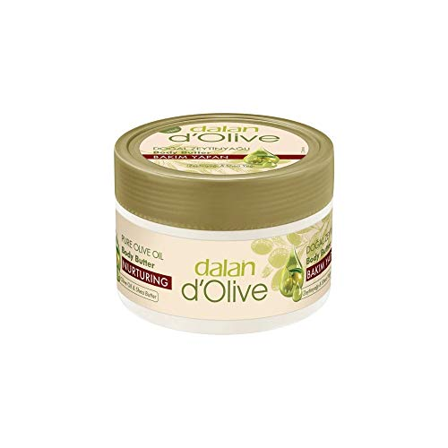 Dalan Olive Oil Body Butter 250ml - Burro Corpo Olio D'Oliva Dalan 250ml