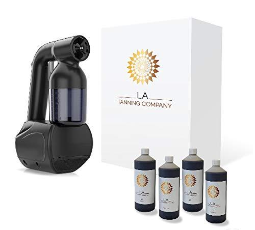 Tan.Handy Spray Tanning Kit/Macchina- ideale per uso domestico e mobile leggero - vale 99,00 £!
