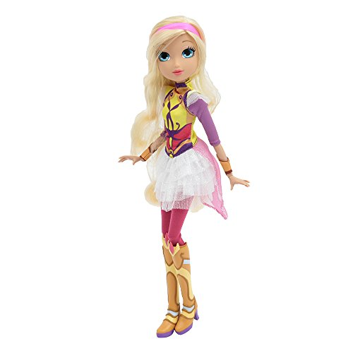 Giochi Preziosi Regal Academy Fairy Glitter con Chiave per Tatuaggi, Doll Rose, REG21100