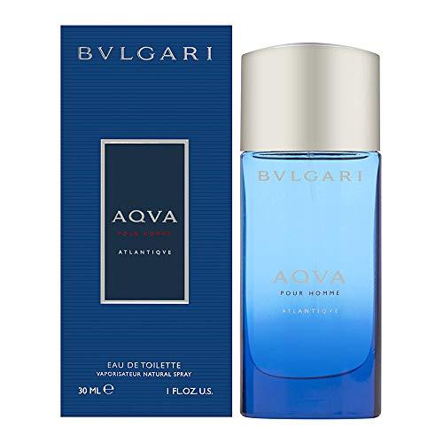 Bvlgari Aqva Pour Homme Atlantique Eau De Toilette Spray, 30 ml