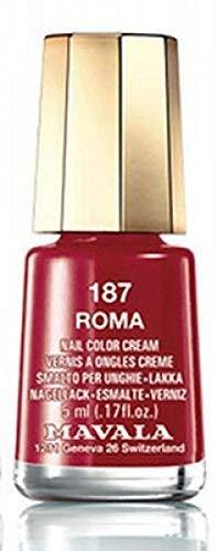Mavala, Smalto, 5ml, colore:187 Roma