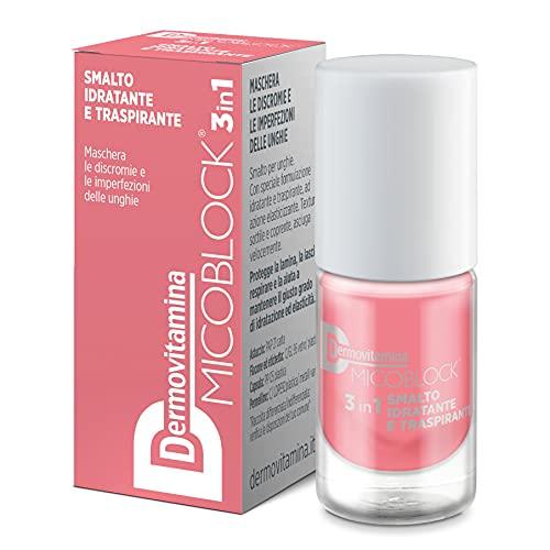 Dermovitamina Smalto Idratante E Traspirante Rosa - 0.037 kg