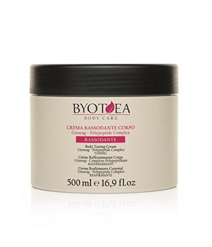 Byothea Crema Rassodante Corpo, Bellezza e Cosmetica - 500 ml