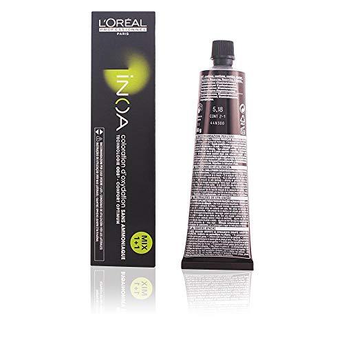 L'Oréal Professionnel Paris Colorazione ad Ossidazione - 5.18 Castano Chiaro Cenere Marrone Mocha x 60 ml