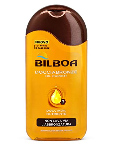 Bilboa Docciabronze Carrot Oil - 250 ml