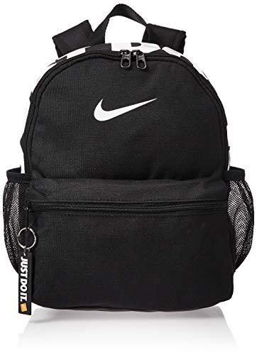 Nike Y Brsla Jdi Mini Zaino Black/Black/White One Size